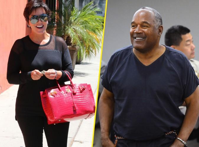 Kris Jenner : elle reçoit des lettres enflammées d'O.J. Simpson !
