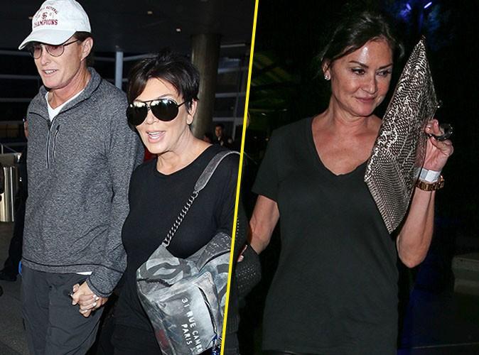 Kris Jenner furieuse : Bruce sort avec sa meilleure amie !