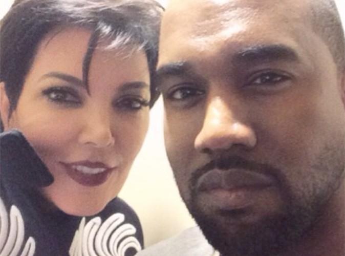 "Kris Jenner : ""Je ne supporte pas Kanye !"""