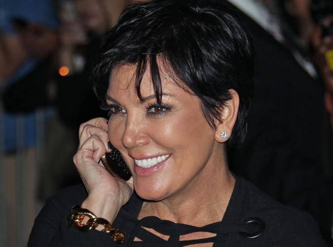Kris Jenner : la maman de Kim Kardashian victime d'une mauvaise blague!