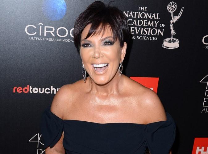 Kris Jenner : la mère de Kim Kardashian se lâche et révèle la signification du prénom North !