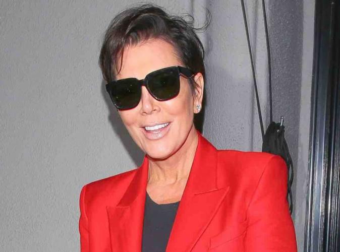 """Kris Jenner : le terme """"momager"""" est sur le point de devenir une marque déposée !"""