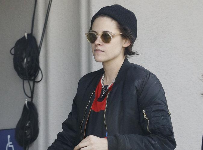 Kristen Stewart et Stella Maxwell : le premier bisou !