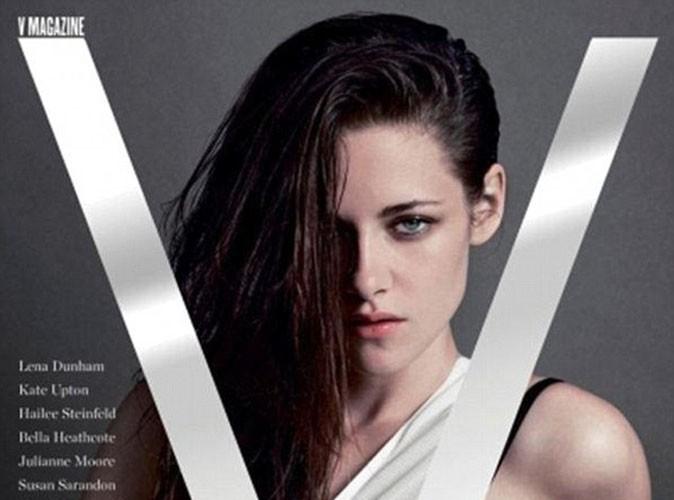"""Kristen Stewart : """"Je ne suis pas fermée à quoi que ce soit maintenant !"""""""