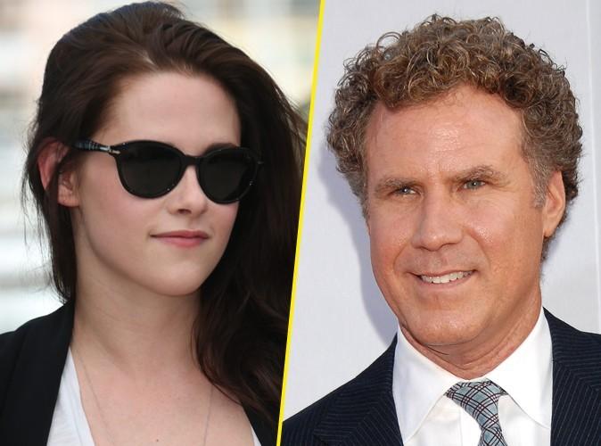 """Kristen Stewart : le comique Will Ferrell la traite de """"traînée vampirique""""!"""