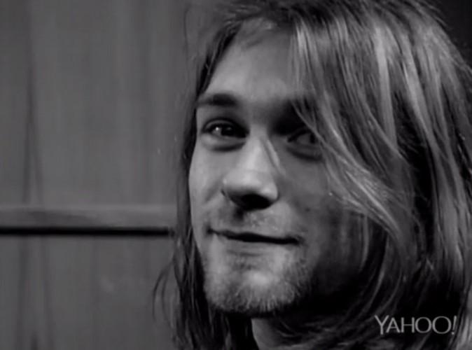 Kurt Cobain : les premières images bouleversantes de son documentaire !