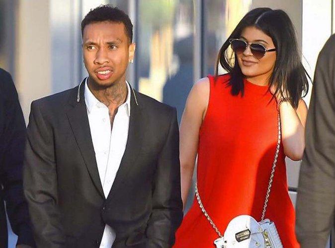 Kylie Jenner et Tyga en froid ? Le rappeur déménage !
