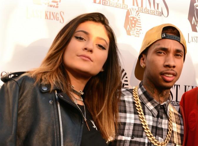 Kylie Jenner : plus qu'amie avec Tyga ?