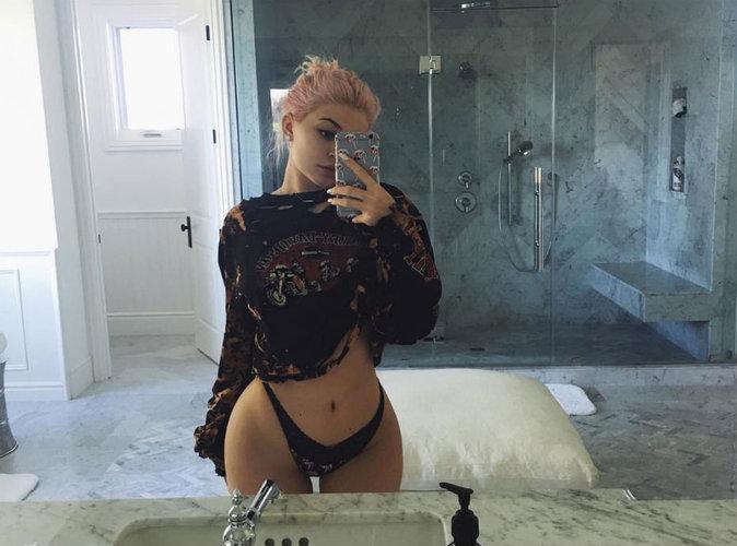Kylie Jenner : son selfie hommage à Kim Kardashian