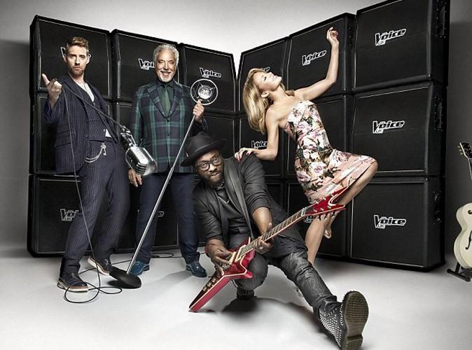 Kylie Minogue et Ricky Wilson : Ils rejoignent Will.I.Am et Tom Jones dans le jury de The Voice UK !