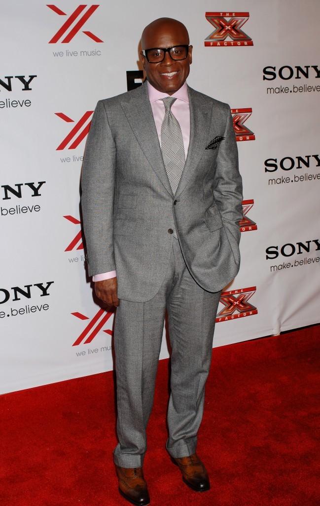 L.A. Reid : le célèbre producteur américain abandonne son siège de juré dans le X-Factor US !