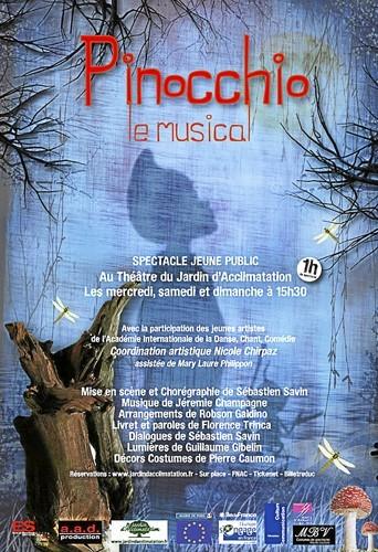 Pinocchio le musical