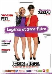 Théâtre Le Temple, 18, rue du Faubourg-du- Temple, Paris 11e. Loc. : 08 92 35 00 15. 24,50 €.