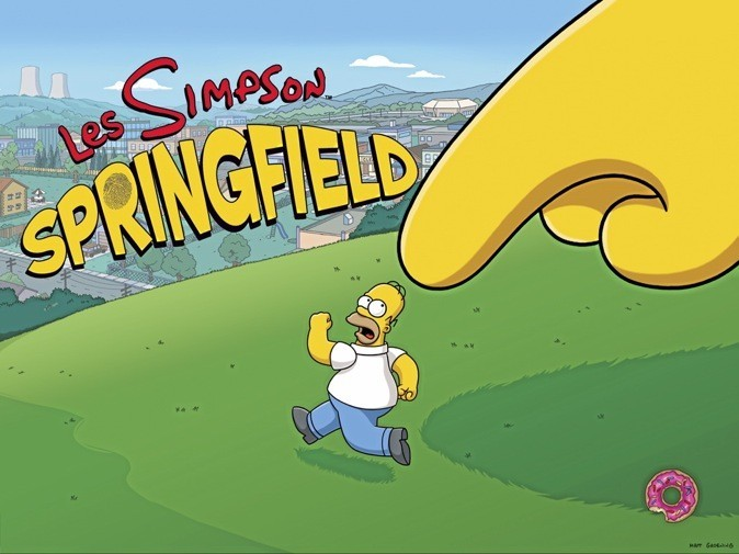 Plus beau, plus fun, le jeu Les Simpson Springf eld s'of re une nouvelle version pour iPad, iPhone et iPod Touch.