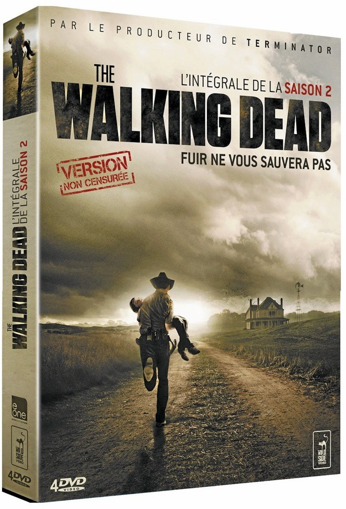 The Walking Dead, saison 2, Wild Side. 29,99 €.