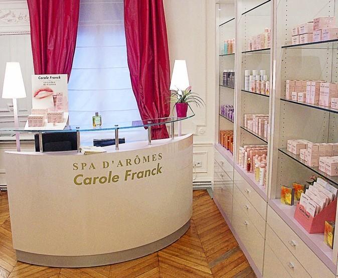 On voyage sans quitter Paris chez Carole Franck !