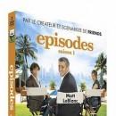 Épisodes, saison 1, Citel Vidéo. 19,99 €.