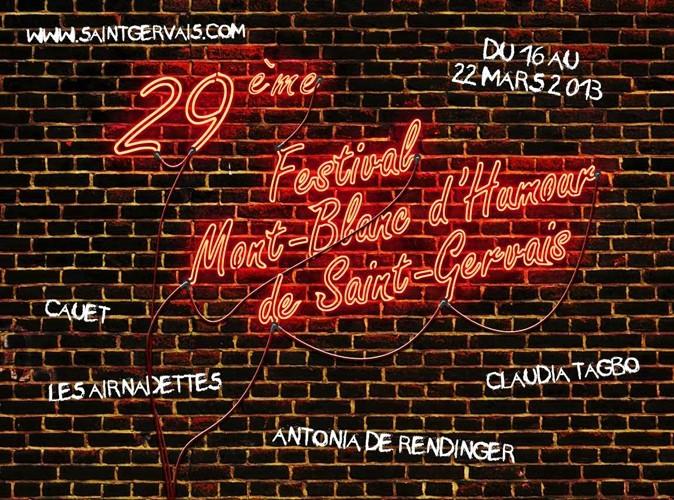 29e Festival Mont-Blanc d'humour