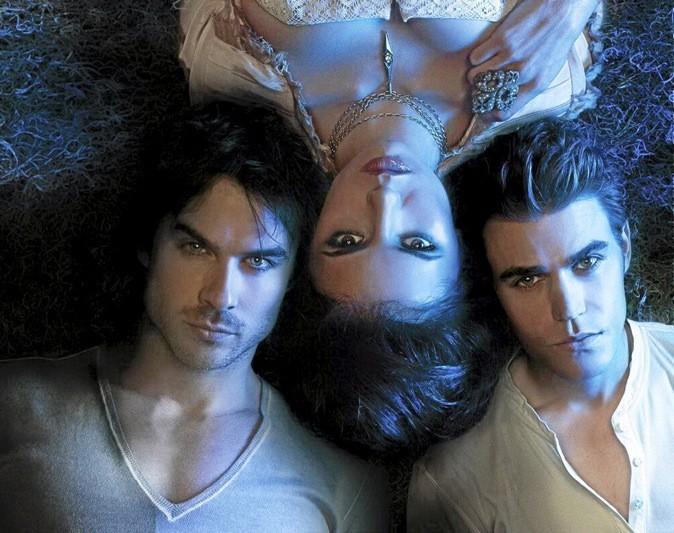 DVD Vampire Diaries, saison 2. 39,99 €.