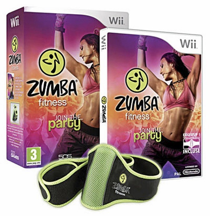 Zumba Fitness. Digital Bros. 33 €.