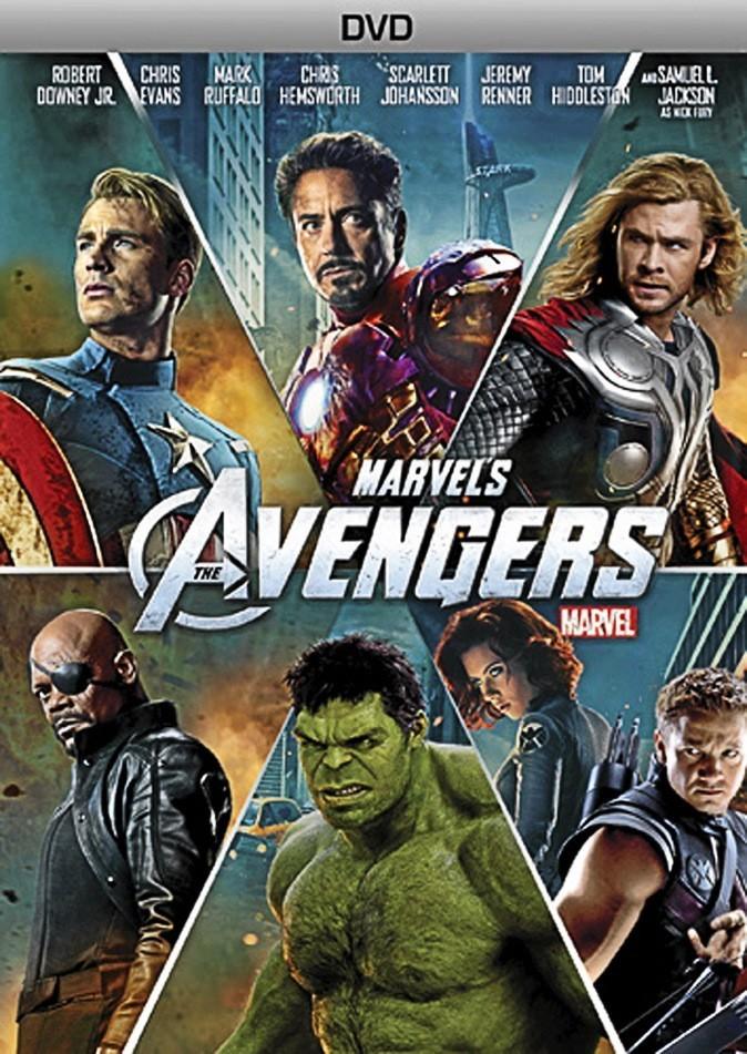 Avengers, Marvel. 19,99 €.