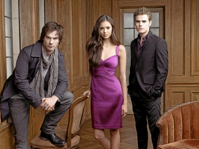La série Vampire Diaries sur NT1 à 20h45 !