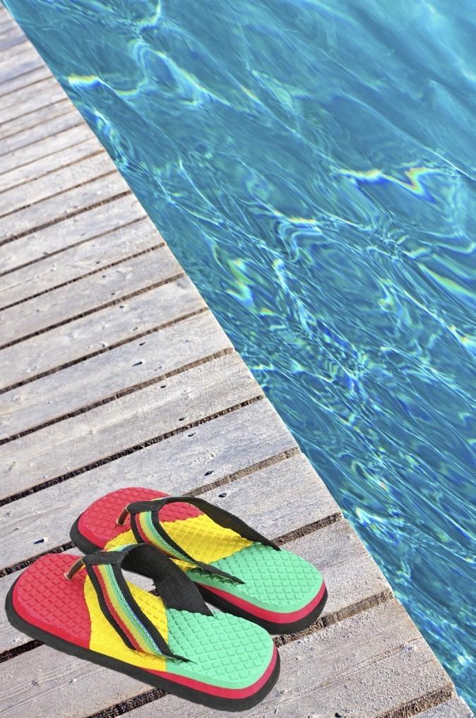 Vite, un solarium dans une piscine à ciel ouvert, pour celles qui restent à Paris !