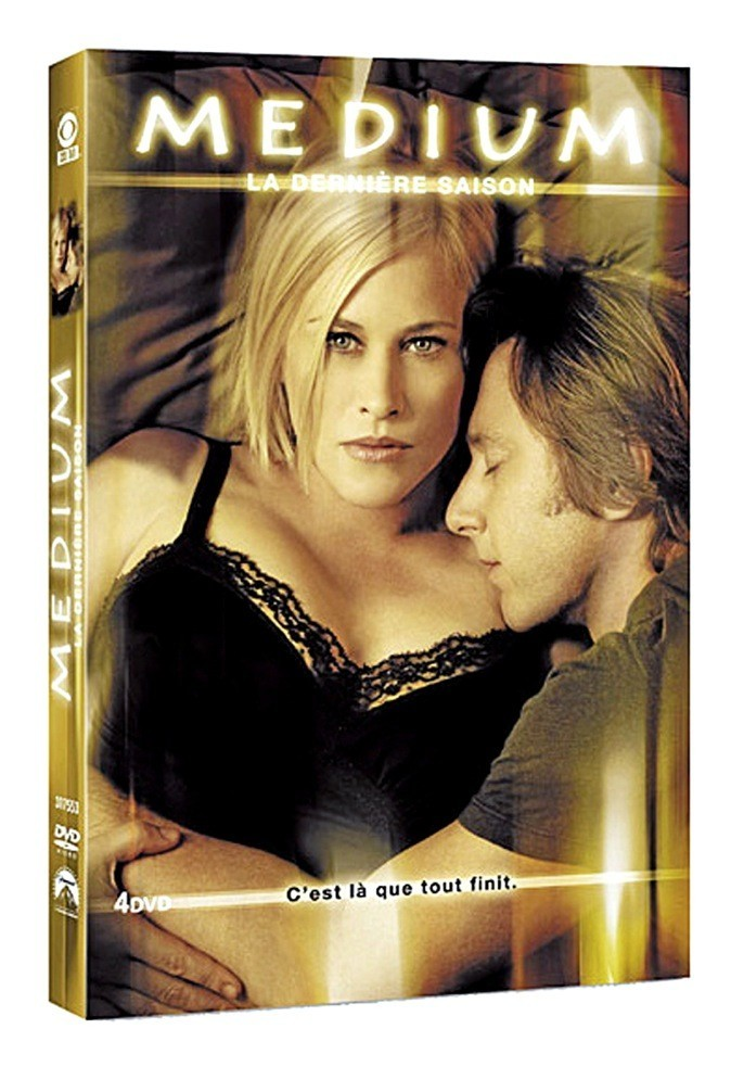Médium, saison 7, Paramount. 29,99 €.