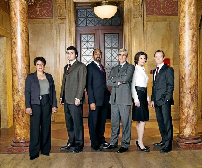 La série New York police judiciaire sur TMC à 20h45