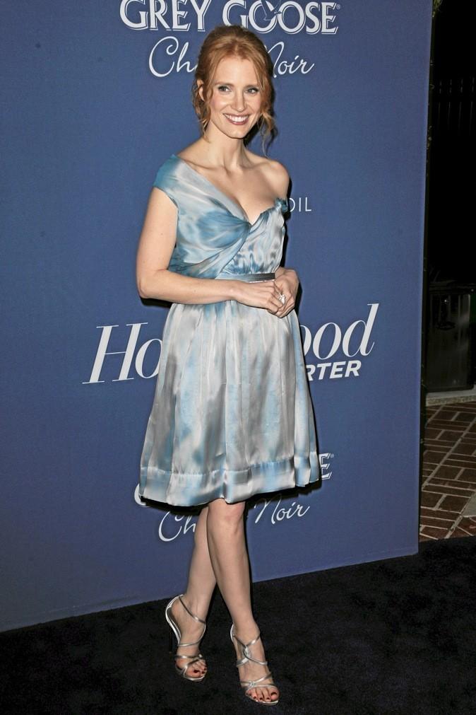 La sublime Jessica Chastain !