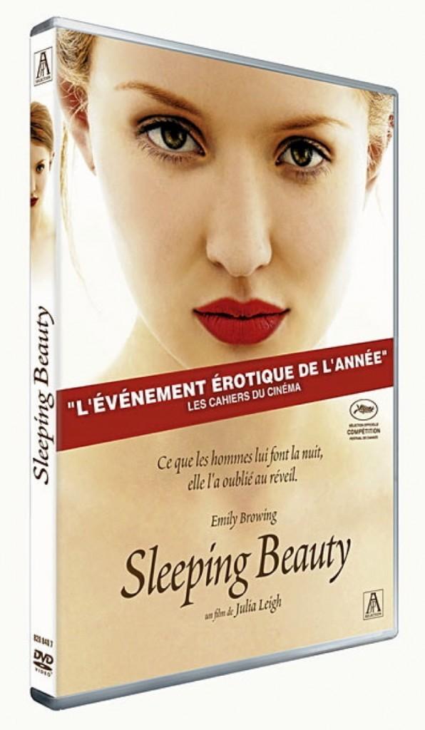 le DVD de Sleeping beauty. DVD Universal. 19,90€