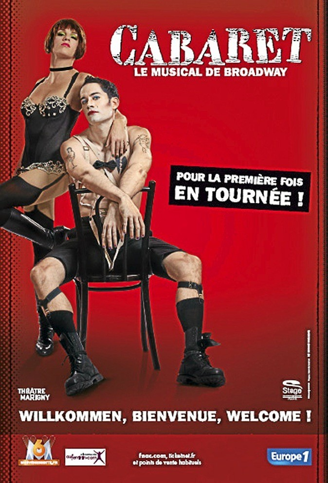"""Découvrez la troupe """"Cabaret"""" à Rouen ce week end !"""