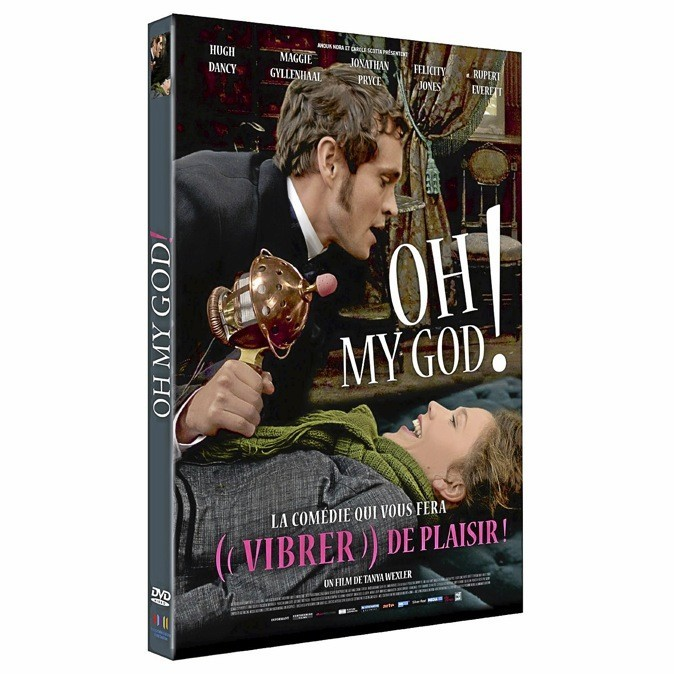 "le DVD "" Oh my god"", France Télévision, 19,99"