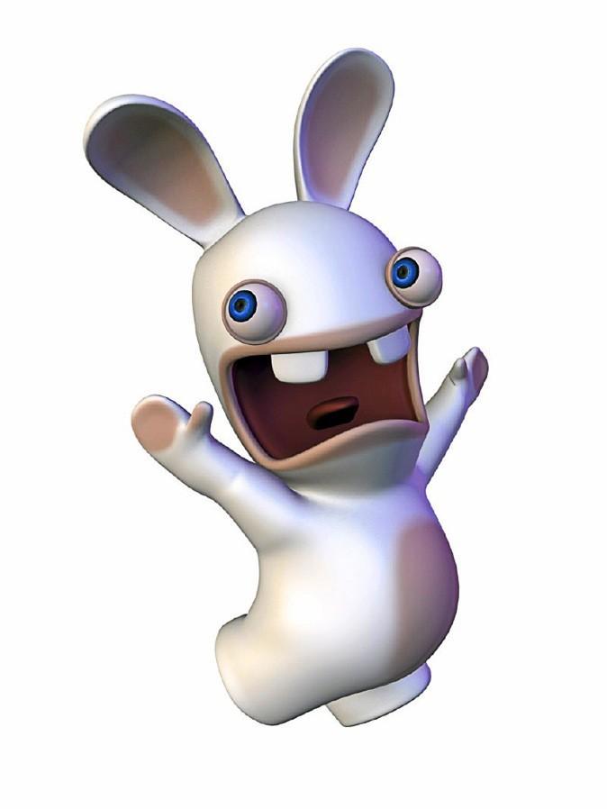 Le jeu : les lapins crétins, l'invasion, disponible sur Facebook !