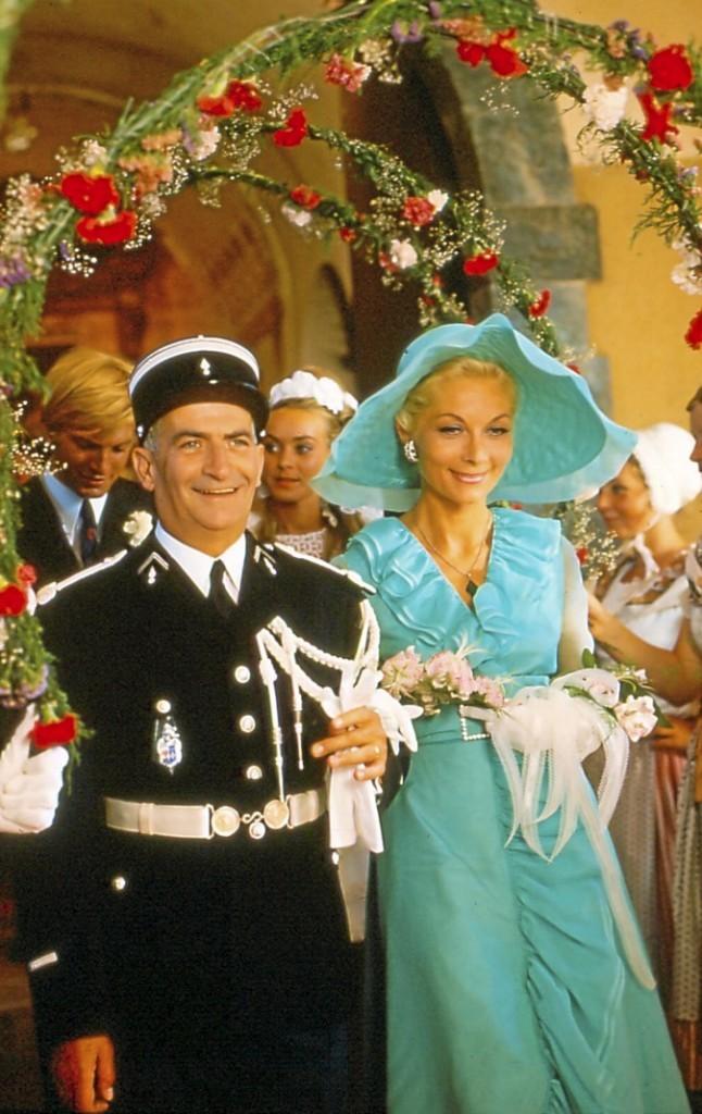 """Le film """"Le gendarme se marie"""" sur M6 à 20h45"""