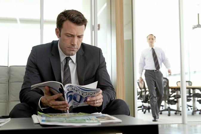 Pour les cinéphiles, optez pour The Company men sur Canal + à 20h55 !