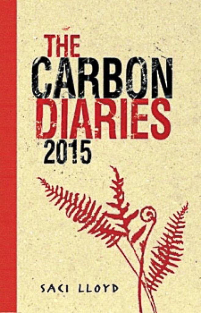 The Carbon Diaries, de Saci Lloyd, Pocket jeunesse. 16,90 €.