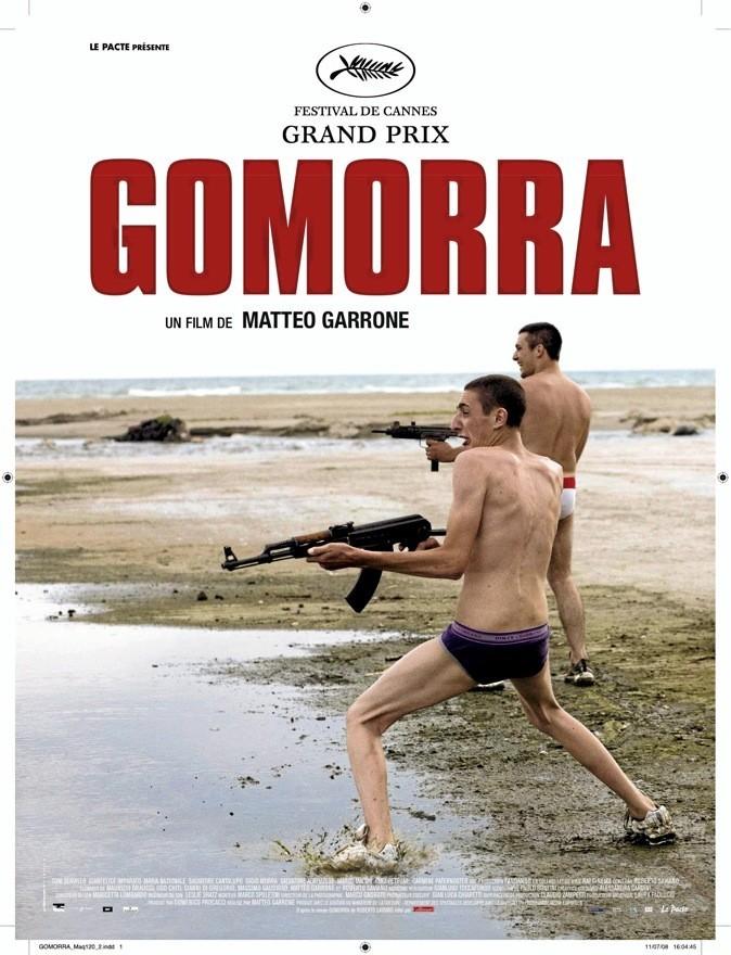 Le film-choc sur la mafia napolitaine, Grand Prix au Festival de Cannes 2008 !