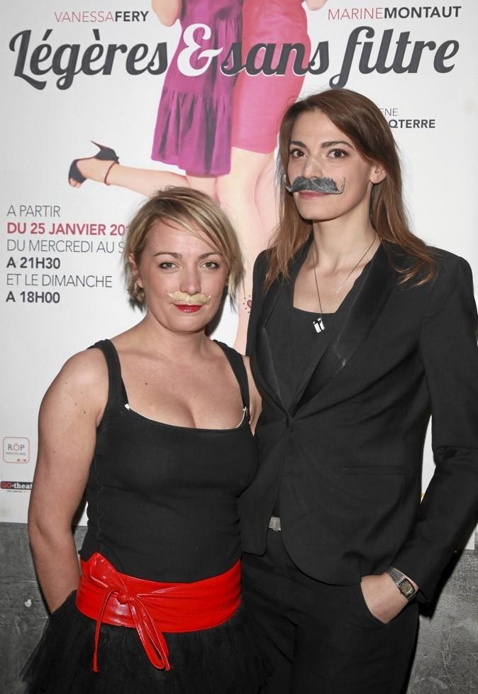 """Vanessa Fery et Marine Montaut dans """"Légères et sans filtre"""" !"""