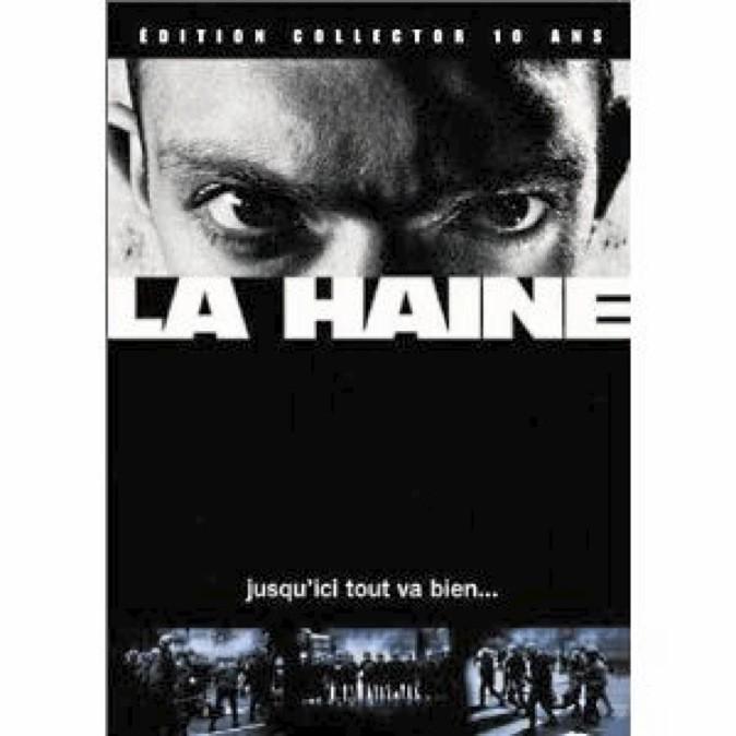 """Le DVD du film """"La haine"""" !"""