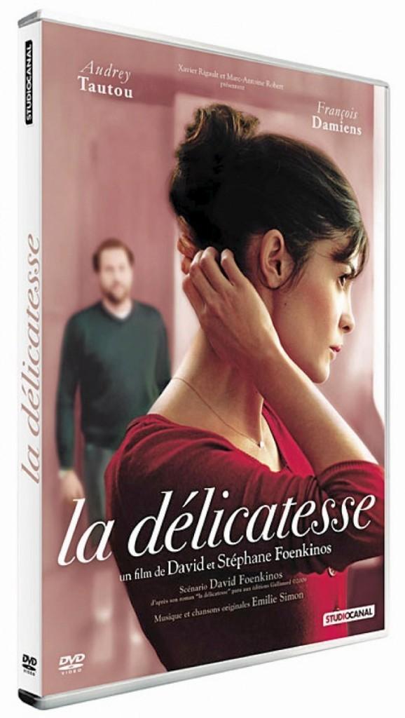 La délicatesse, de David et Stéphane Foenkinos Studio Canal. 19,99 € !