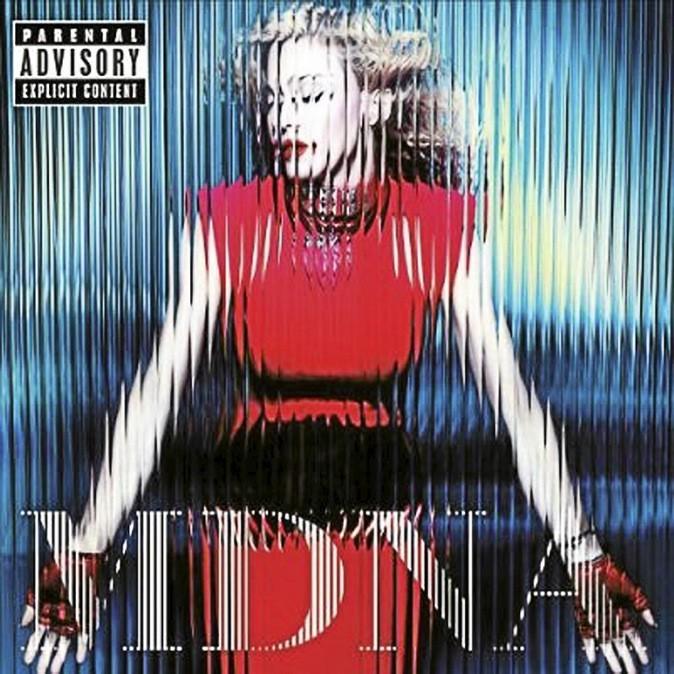 """L'album de Madonna """"MDNA"""""""