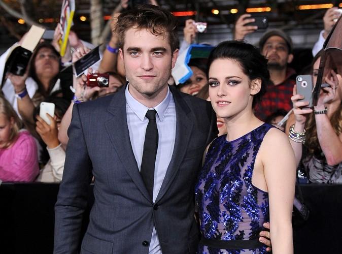 L'agenda du jour : Robert Pattinson et Kristen Stewart à l'affiche du nouveau Twilight!
