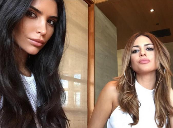 La ch�rie de Samir Nasri se rapproche de Kim Kardashian !