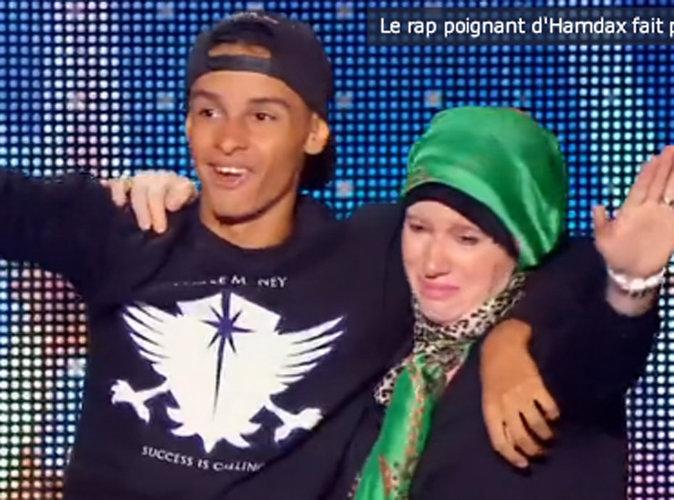 La France a un incroyable talent : le jury en larmes face au rappeur Hamdax !