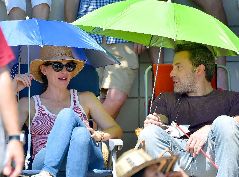 La nouvelle petite-amie de Ben Affleck était sa maîtresse