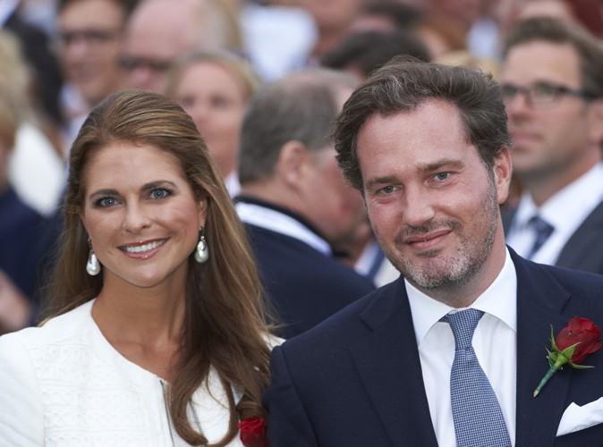 La princesse Madeleine de Suède : elle attend son premier enfant avec son mari Chris O'Neill !