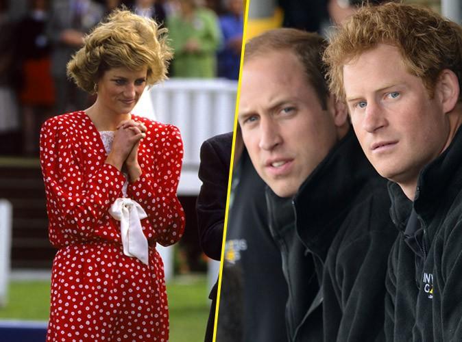 Lady Di : les princes William et Harry lui rendent un nouvel hommage poignant !