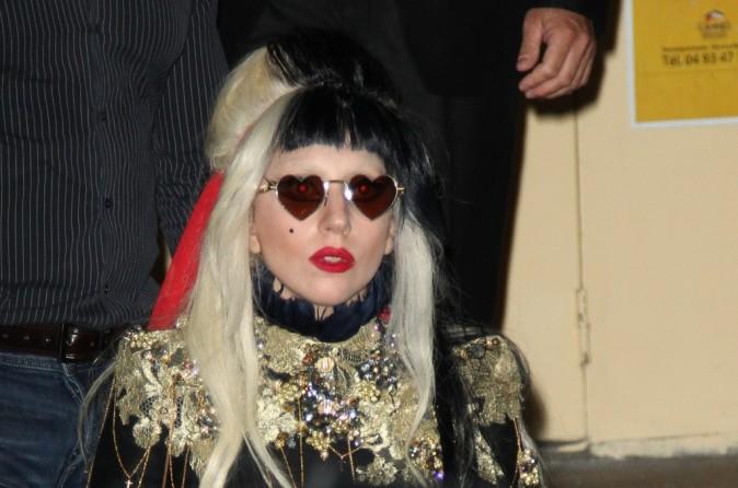 Lady Gaga : à nouveau un coeur à prendre !