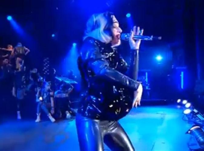 Lady Gaga attend un heureux événement !